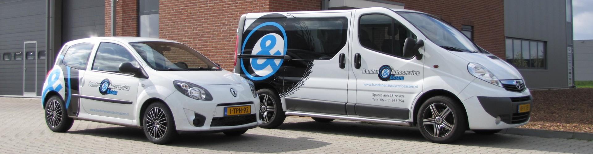 Banden en Autoservice Assen, HET banden service bedrijf in Assen en Regio.