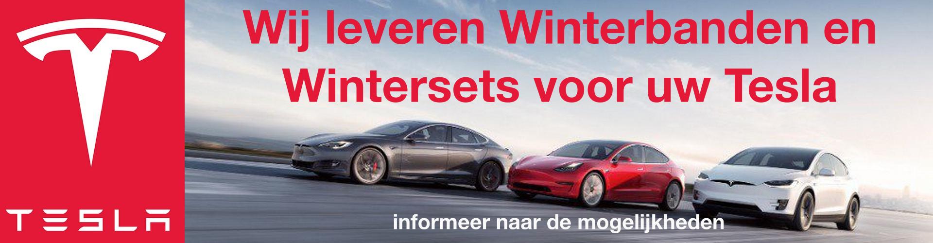 Tesla winterbanden en wintersets